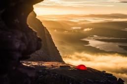 assynt-suilven-sunrise-summit-camp-hilleberg-soulo-2