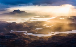assynt-sunset-summit-camp-stac-polliadh